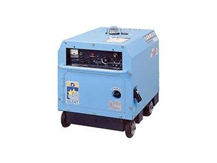 100V防音型発電機